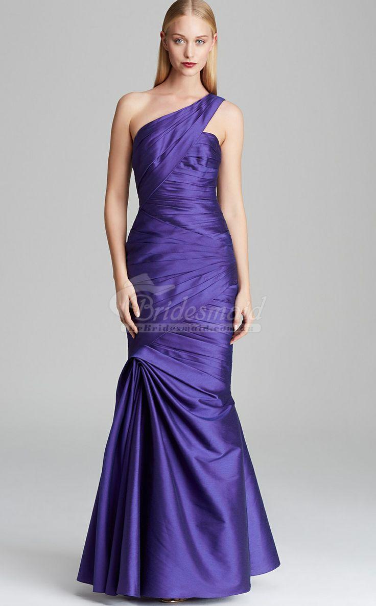 Mejores 132 imágenes de Long Bridesmaid Dresses en Pinterest | Damas ...