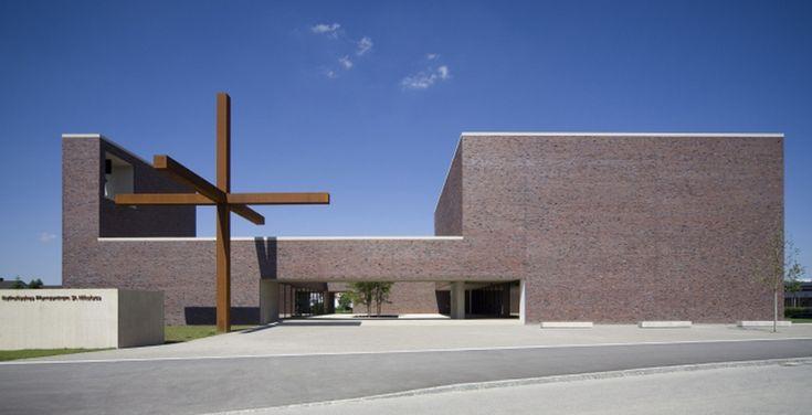Centro Parroquial de San Nicolás, Neuried