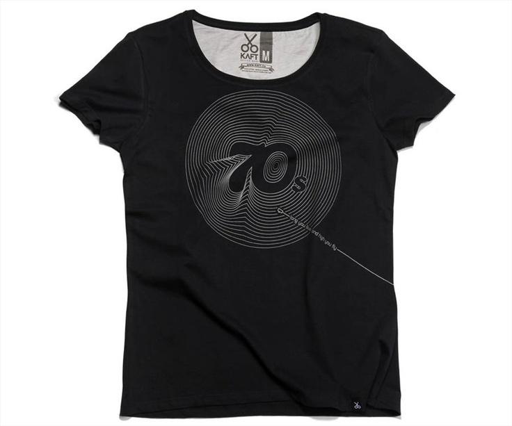 Kaft | 70s Erkek T-shirt #bonvagon 'da