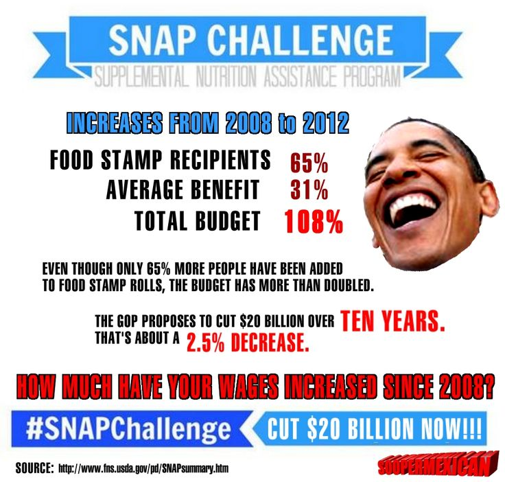 Negatives Of Getting Food Stamps