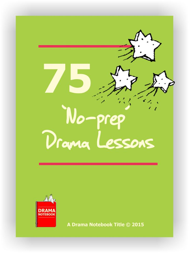 Get immediate access to this incredible collection when you join Drama Notebook. Need to leave a lesson for a substitute? Want an energizing lesson to use as a reward? You can also easily integrate these lessons into longer units. Check out the entire list here: https://www.dramanotebook.com/drama-curriculum/print-play/ Membership is only $9.95 a month--and there are 18 other sections packed with teaching materials.