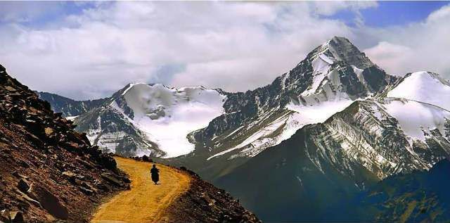 Srinagar to Leh Roadtrip