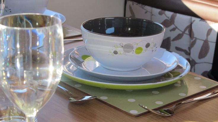 Dine in style with Dales Motorhome Hire