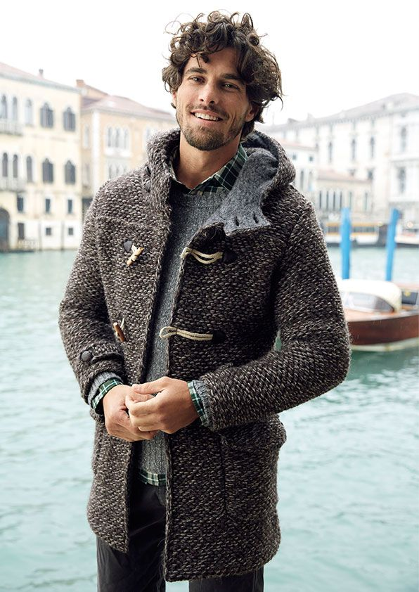 Autumn 14 - Man Collection: Canadian Lake. Find it out on: http://www.benetton.com/blog/2014/10/08/canadian-lake/