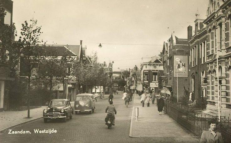 Westzijde zomer 1961