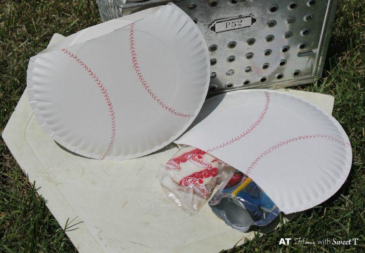 Team Baseball Treats