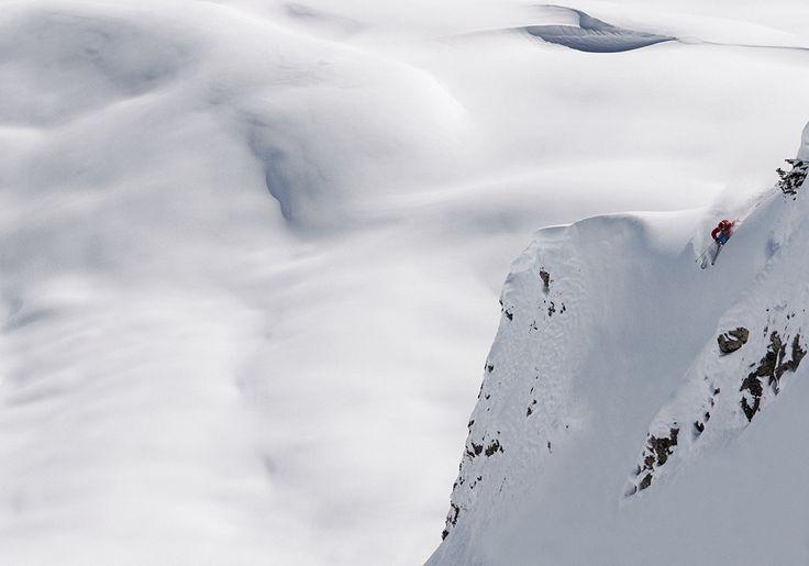 #skiing #feeride