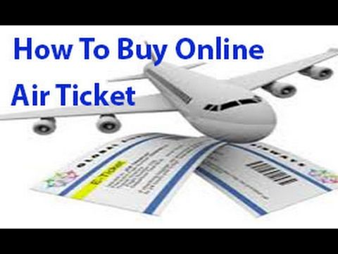 How To Buy Online Air Ticket | How To Purchase | Saudi Airelines | Ticke...