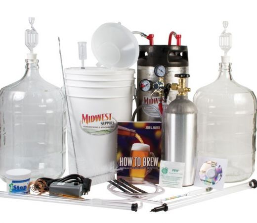 8 Essential Products For Home Brewing And Distilling #FoodRepublic