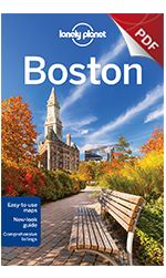 eBook Travel Guides and PDF Chapters from Lonely Planet: Boston - Plan your trip (PDF Chapter) Lonely Plane...