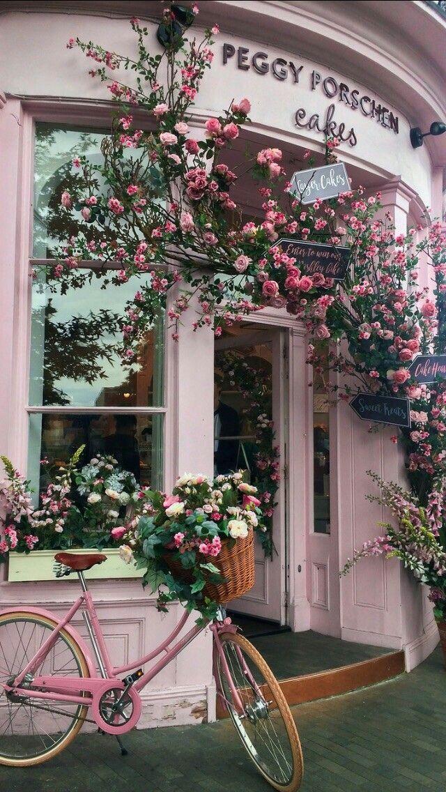 Bucht Chic | Immer auf der Suche nach süßen kleinen Läden in neuen Städten und das sieht einfach so süß aus!