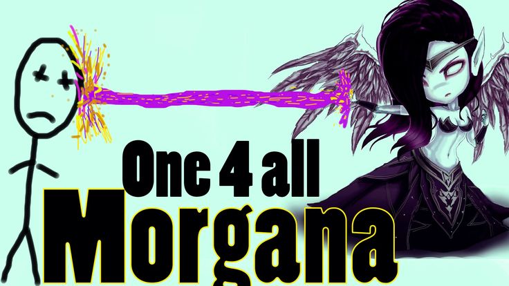 One for all in a Nutshell - ft. Morgana