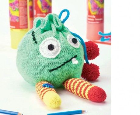 Kids are sure to love these fun and colourful bags from Kelly Menzies