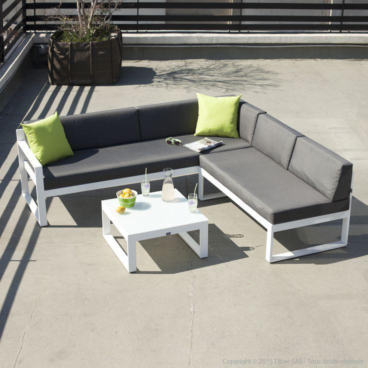 Table De Jardin Ronde Plateau Tournant : ideas about Salon De Jardin Alu on Pinterest  Teak, Salon de jardin