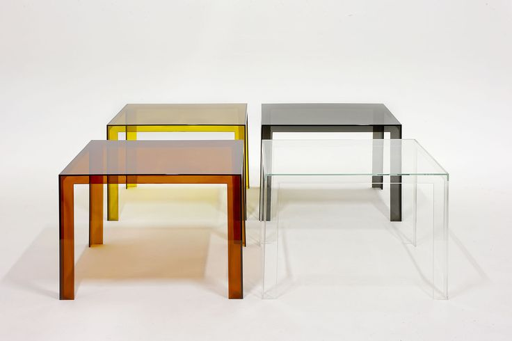 Invisible Table from Space Furniture