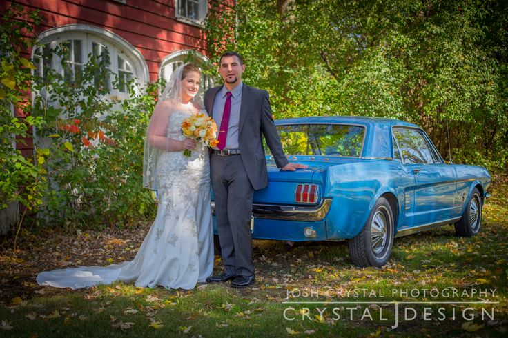Wedding Photography- Classic Car
