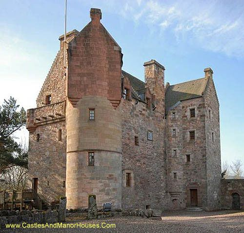 Scottish Manor Houses: 82 Best Images About Scottish Castles On Pinterest