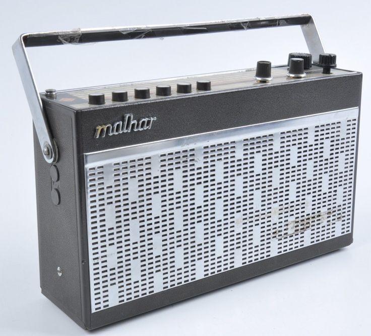 Radiopříjímač Telefunken Malhar