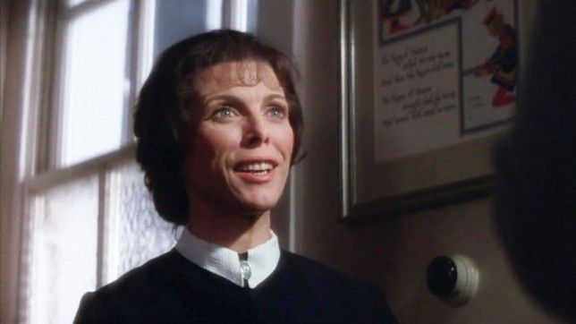 Billie Whitelaw dies today (December 21, 2014) at 82.  I'll always remember her from Hitchcock's 1972 Frenzy and as Damien's creepy nanny Mrs. Baylock in The Omen (1976). http://metro.co.uk/2014/12/21/the-omen-star-billie-whitelaw-dies-4995676/