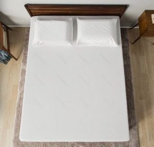 Tuft & Needle mattress is made in the USA and certified by CertiPUR-US. It's a new mattress company launched in 2012, manufacturing the single universally comfortable mattress for 6 dimensions