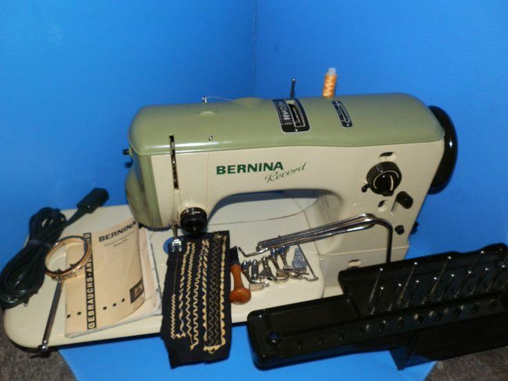 Nähmaschine Bernina 530 Record