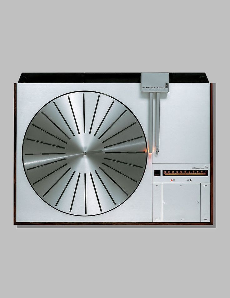 Bang & Olufsen - BeoGram 4000 - 1972