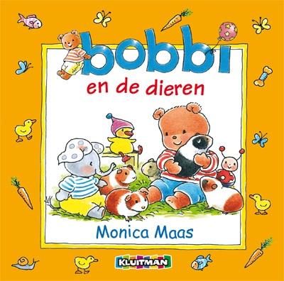 Bobbi en de dieren  Monica Maas