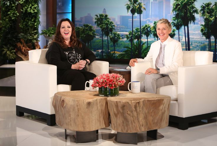 Melissa McCarthy stopped by The Ellen DeGeneres Show this week, where she revealed a hilarious fact about her youngest daughter, Georgette: she's slightly obsessed with protecting the family home from robbers.