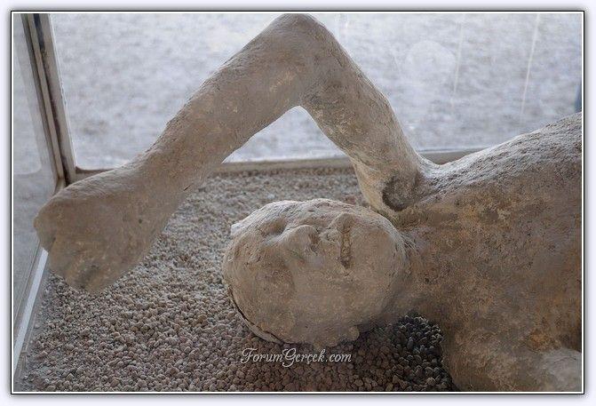 Pompei | Taşlaşmış İnsanların Şehri - Forum Gerçek