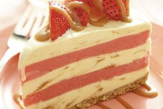 Dulce De Leche Ice Cream Cake Recipe — Dishmaps
