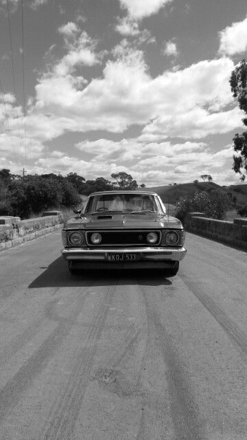 1970 XW FORD FALCON GT