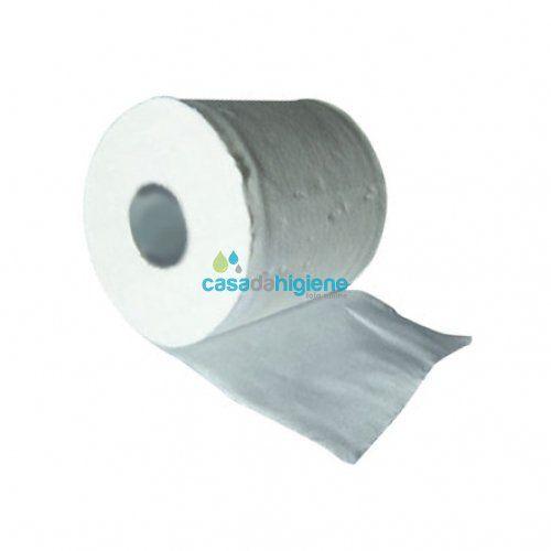 Papel higiénico folha dupla normal domestico - Sc/108 Saco de 108 rolos