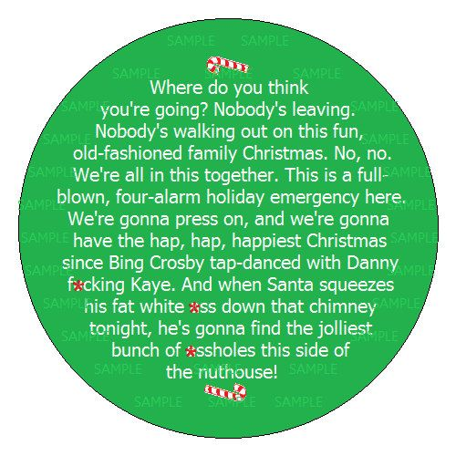 Christmas Vacation Quotes Jolliest Bunch Of: 108 Best Images About Griswold's Christmas Vacation On