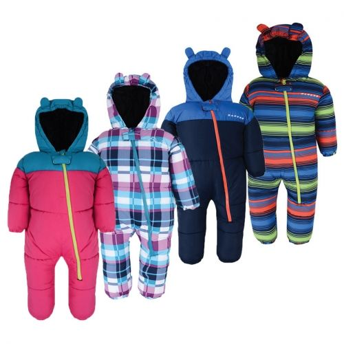 Toddler Snow Suit - Dare 2B Bugaloo II Baby Snowsuit | Now £17.49 down from £34.99 | littletrekkers.co.uk