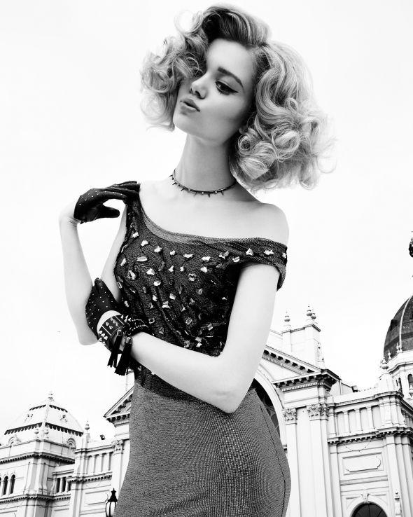 1950s housewife hair ideas
