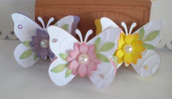 butterfly embellishment - bjl