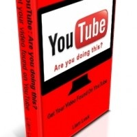 Here is my new book called 'YouTube: Are you doing this?'  It explains how to get your video found on YouTube