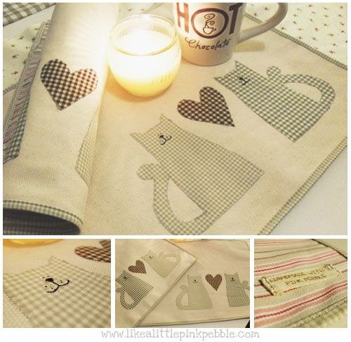 tutorial placemats