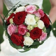 Forever Connecting Bridal Bouquet -