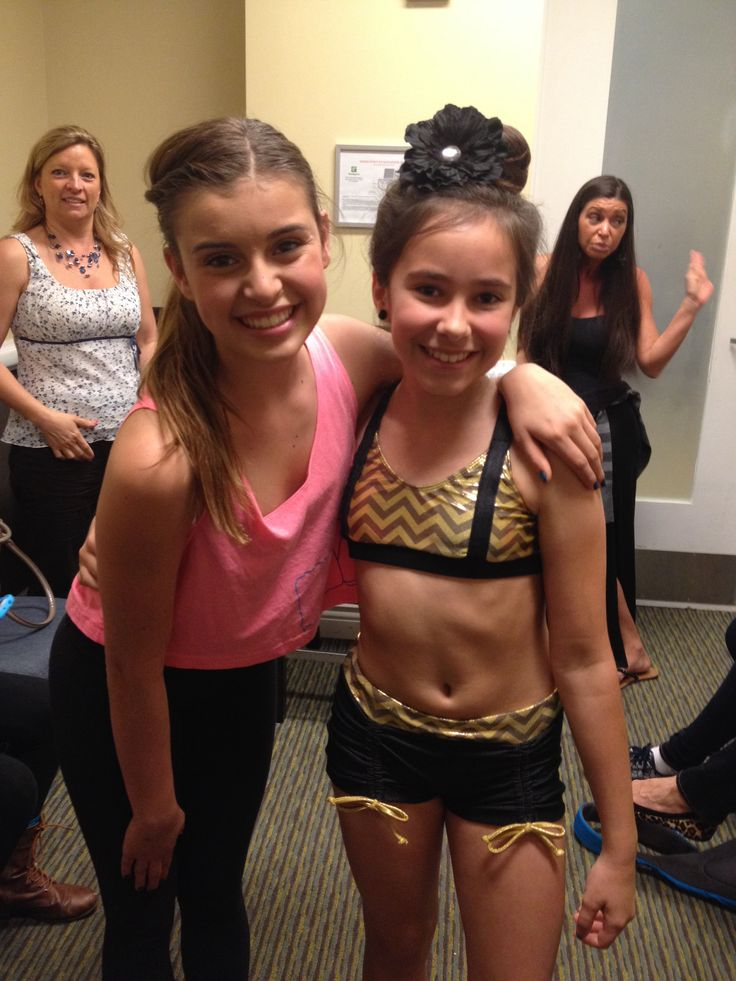 I meet Kalani and Kira Hilliker today! It was amazing! I got a private with Kalani!