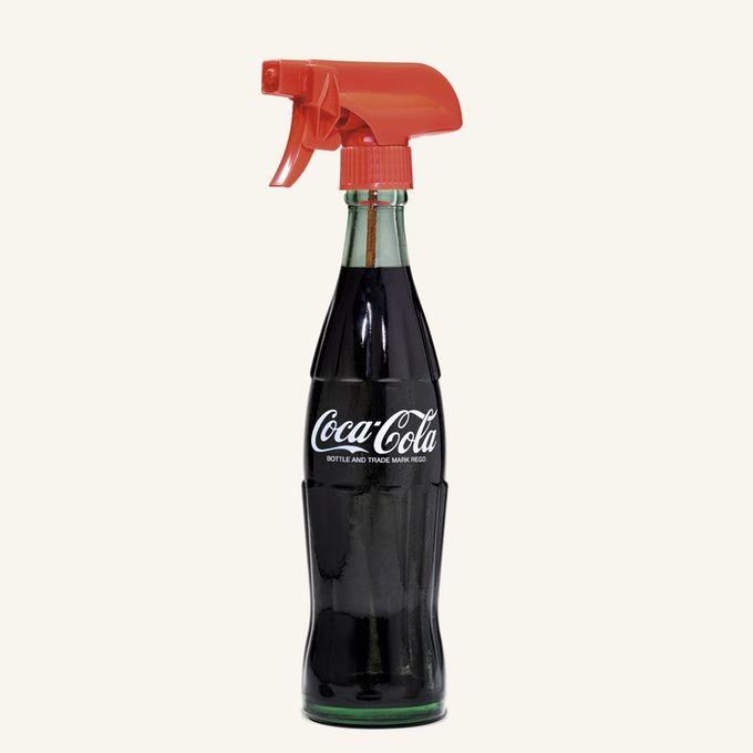 Michikazu Matsune, Coca Cola Spray, 2016