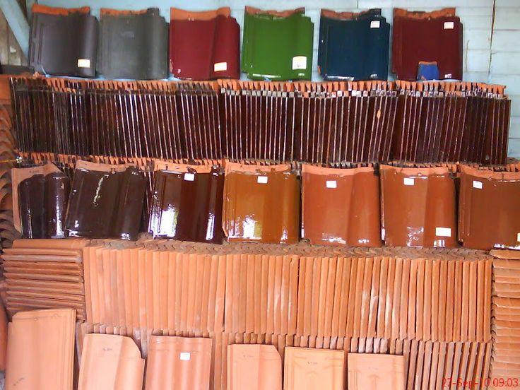 Harga Genteng Tanah Liat, Beton, Metal, Keramik