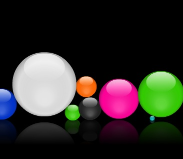 Bouncy Balls You can use microphone to show balls bouncing to classroom noise level - from Vicki Lawhorn
