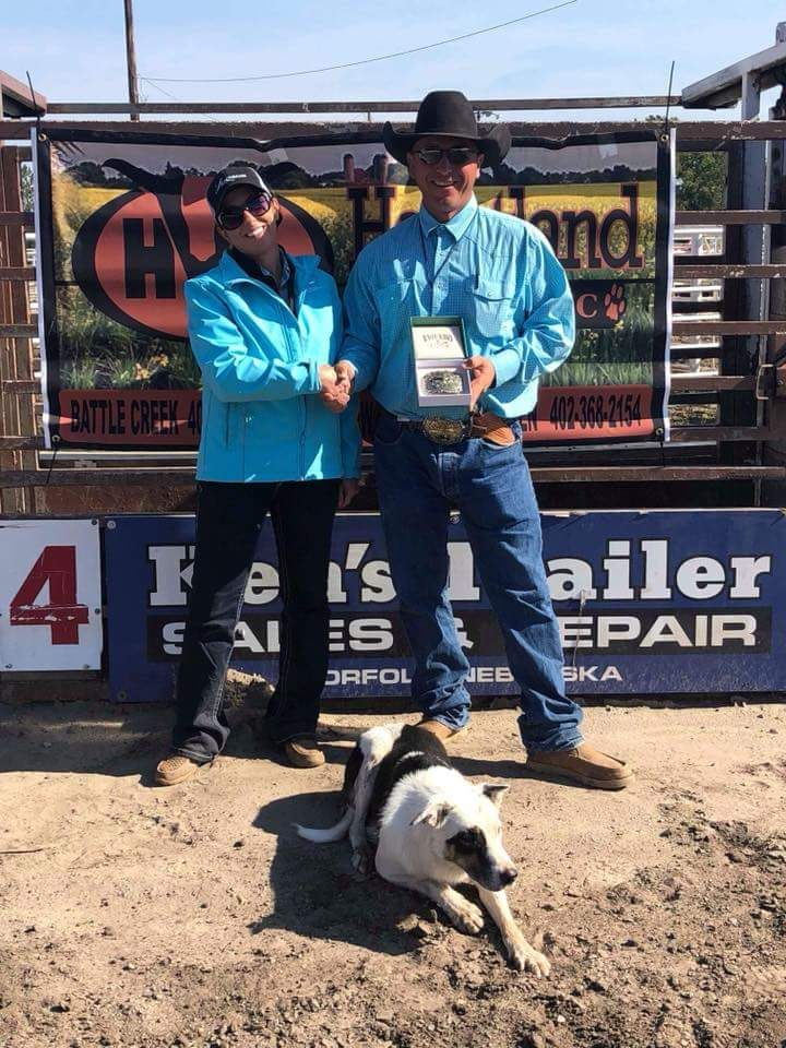Randal Walker Satus Stockdogs Working Dog Clinician At The 2019