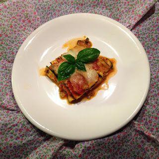 MUSICA AI FORNELLI: Parmigiana di zucchine