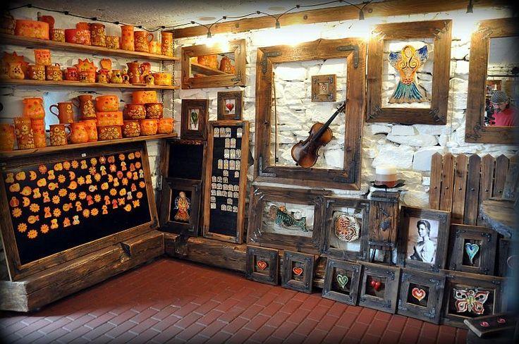 Fotogaléria výrobkov zo starého dreva, hrdzavého plechu a keramiky  | Fajn ART Originály zo starého dreva