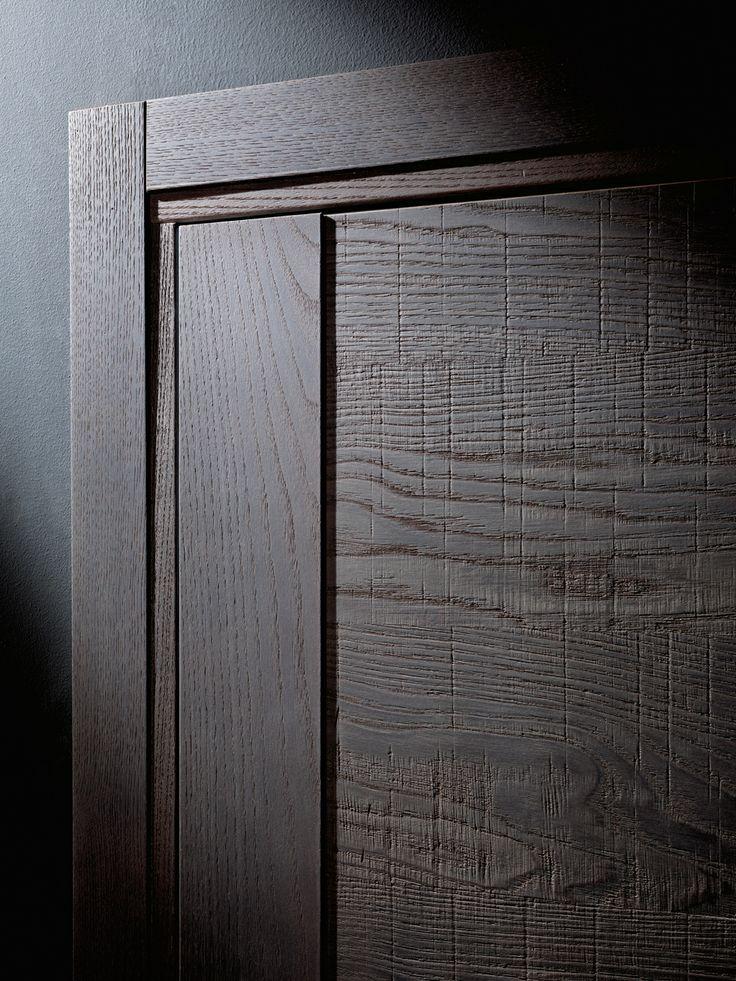 FBP porte | Collezione LAURA  Dettaglio telaio interno #fbp #porte #legno #door #wood