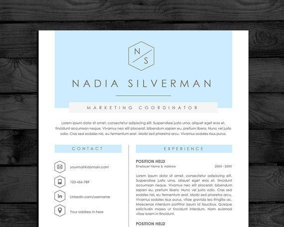 40 best Resume Templates images on Pinterest Sales resume - editable resume template