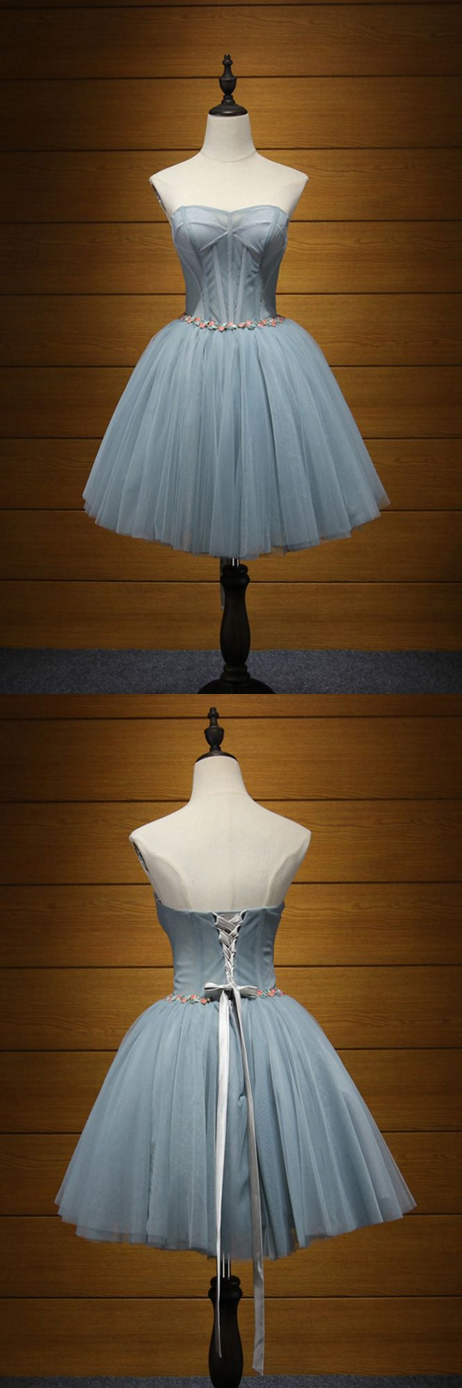 Only $149, Simpel Strapless Short Homecoming Dress With Beaded Waist #AKE18176 at #SheProm. SheProm is an online store with thousands of dresses, range from Prom,Homecoming,Party,Graduation,Blue,A Line Dresses,Short Dresses and so on. Not only selling formal dresses, more and more trendy dress styles will be updated daily to our store. With low price and high quality guaranteed, you will definitely like shopping from us.