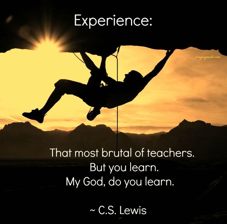 my experience with god The prophet's experience with god at the burning bush  i can trust my experiences as an effective way to know and follow god ___ b i should always evaluate.